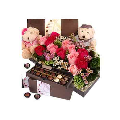 Wholesome Celebration Paradise Gift Hamper<br/>