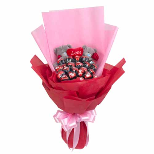 Scrumptious Sweet Treat Pralines Bouquet<br/>