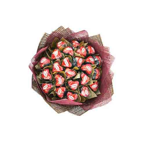 Marvelous Lamour Chocolate Bouquet <br/>